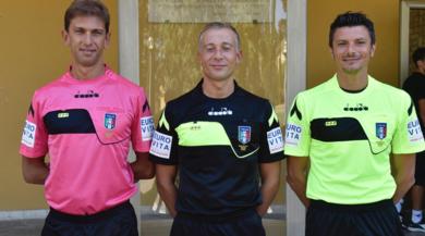 Serie A, ecco la nuova divisa degli arbitri