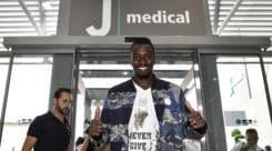 Emery saluta Matuidi: «Con la Juventus grande opportunità»