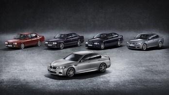 BMW M5, la sesta generazione scalda il...differenziale