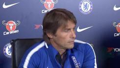 «Hai sentito Diego Costa?», Conte scoppia a ridere
