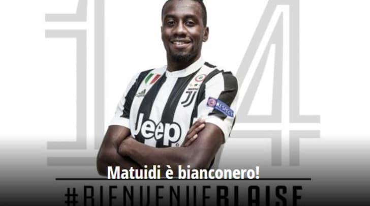 Juventus, ufficiale Matuidi: al Psg 20 milioni più bonus
