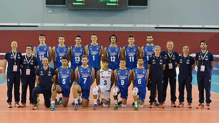 L'Italia vince al debutto iridato. 3-1 ai campioni d'Europa
