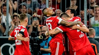 Bundesliga, il Bayern Monaco parte bene: 3-1 al Leverkusen