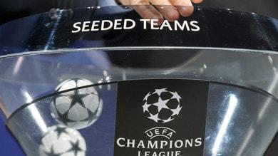 Diretta sorteggio Champions League: via ai gironi