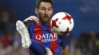 «Il Manchester City vuole pagare la clausola di Messi»