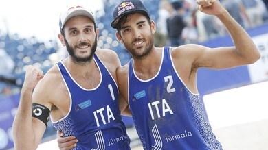 Lupo e Nicolai per la terza volta oro Europeo