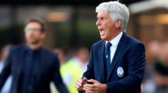 Serie A Atalanta, Gasperini: «Spinazzola? Andava risolta diversamente»