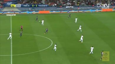 Neymar, debutto con gol al Parco dei Principi