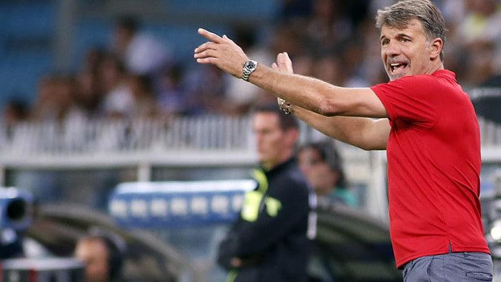 Serie A Benevento, Baroni: «Serve mentalità, ma il gioco c'è»