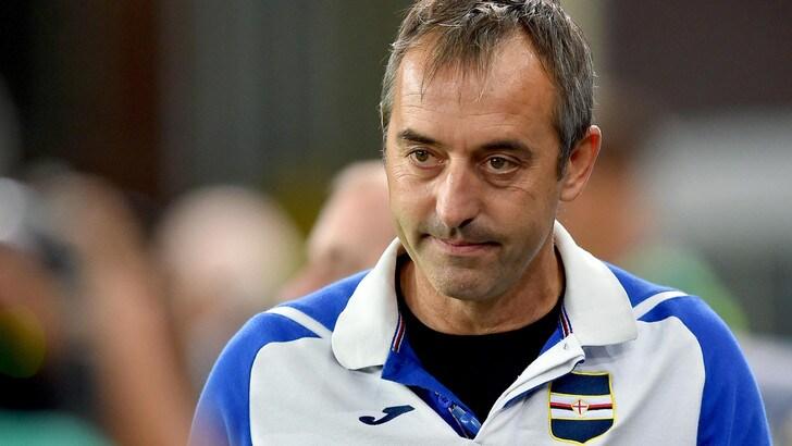 Calciomercato Sampdoria, vertice Giampaolo-Pradè dopo la partita