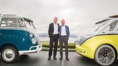 Volkswagen conferma ID. Buzz, il Bulli elettrico