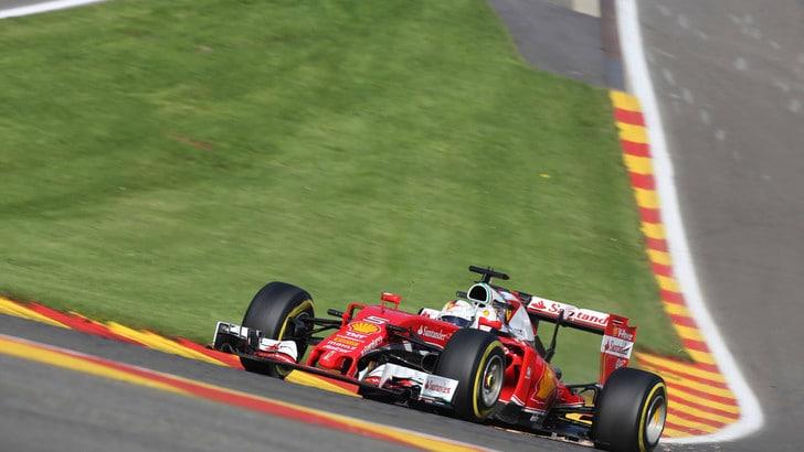 F1, la Ferrari è un passo avanti rispetto alla Mercedes