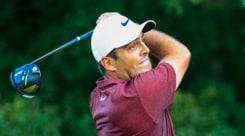 Golf: Francesco Molinari eguaglia record italiano, è 14° al mondo