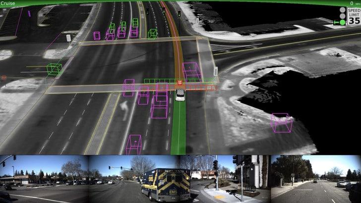 """Guida autonoma, Waymo sperimenta le """"orecchie"""" artificiali"""