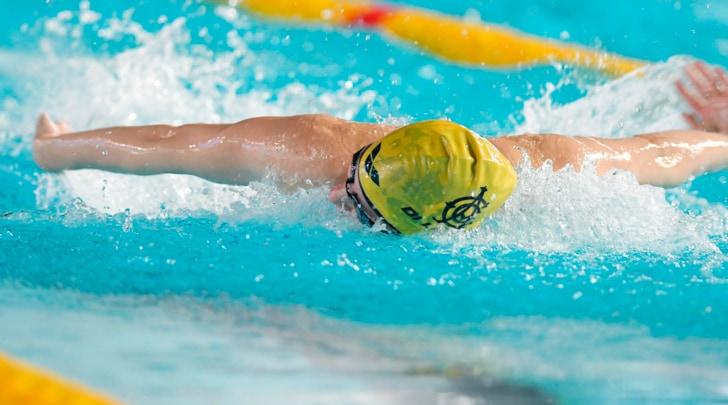 Nuoto, Universiadi: Elena di Liddo argento nei 50 farfalla