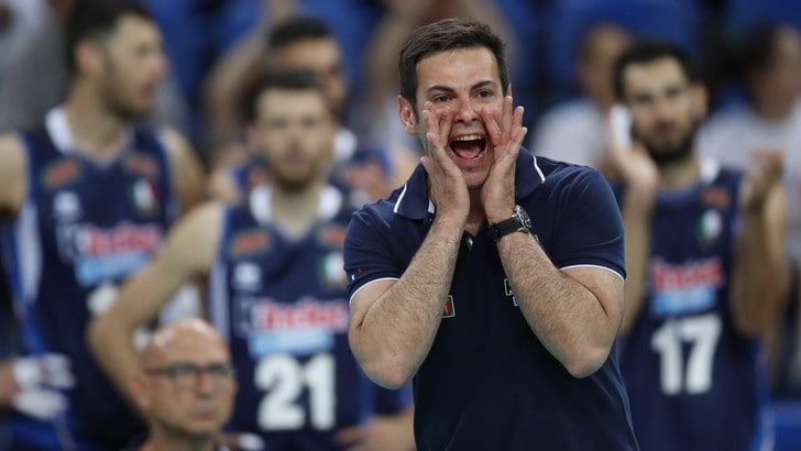 Europei volley, per l'Italia quota da big