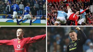 Quiz - Quante ne sai sui 200 gol di Rooney?