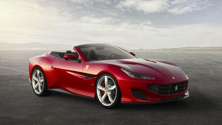 Ferrari Portofino, la nuova cabriolet-coupé di Maranello