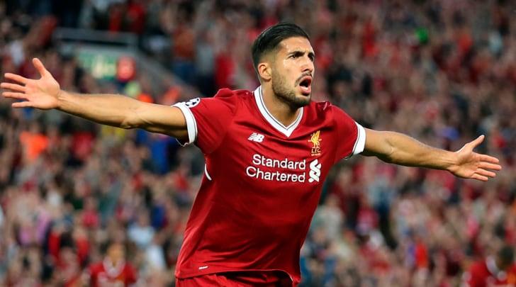 Champions League, super Emre Can: trascina il Liverpool ai gironi