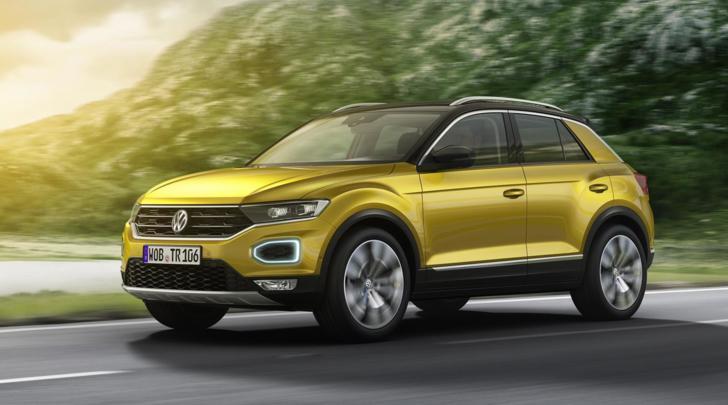 Volkswagen T-Roc, è arrivato il fratellino di Tiguan
