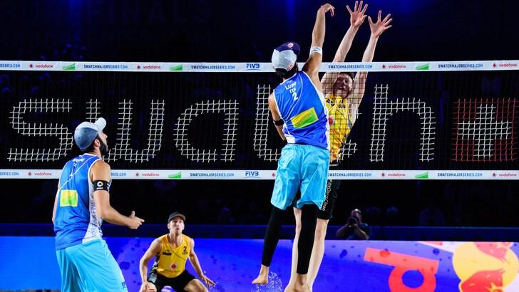 Lupo e Nicolai conquistano il pass diretto per i Quarti di finale