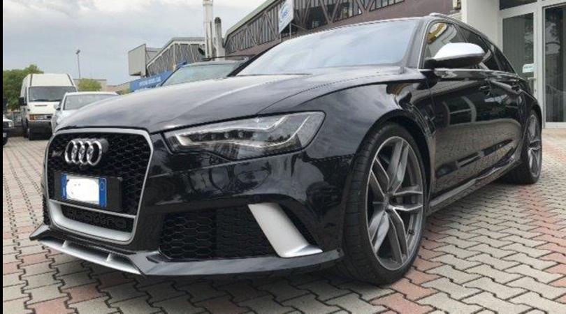 L'Audi usata di Valentino Rossi in vendita a 111 mila euro