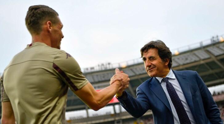 Cairo rialza Belotti:«Ora è il Torino il suo Mondiale»