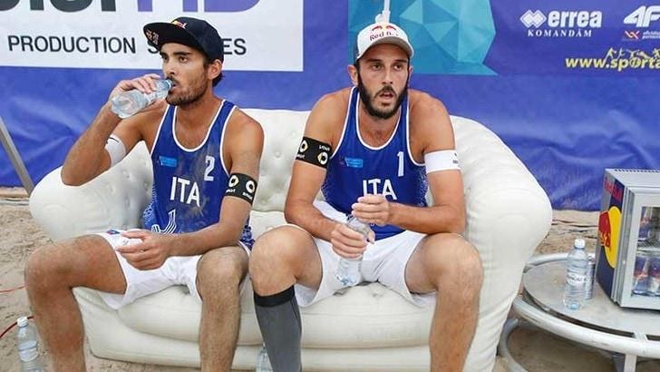 Orgoglio Italia. Lupo e Nicolai alle semifinali ad Amburgo