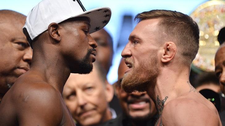 Boxe, Mayweather sfida McGregor: attenzione al pareggio