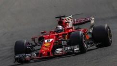 Formula 1, Gp Belgio: le immagini più belle