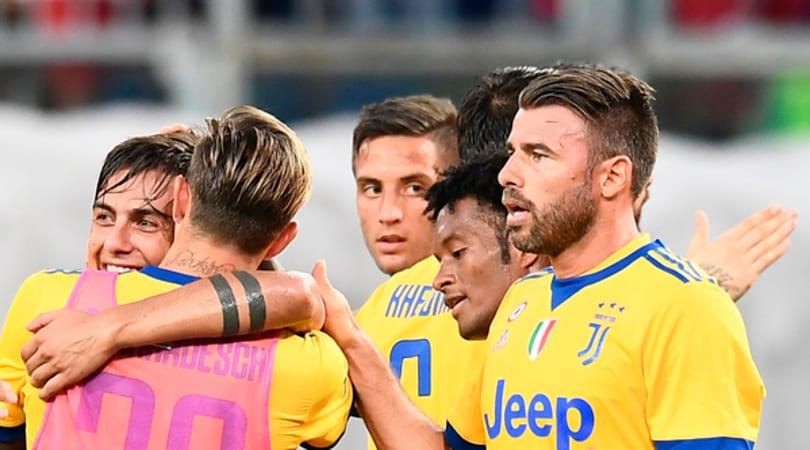 Juventus, Bentancur convince tutti all'esordio: «Che personalità!»