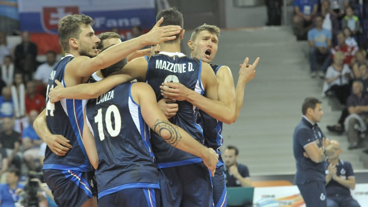 All'Italia torna sorriso e buon gioco. 3-0 alla Slovacchia
