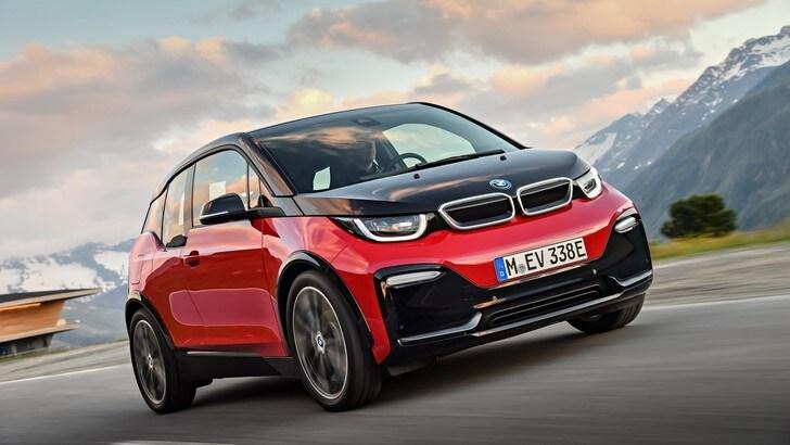"""BMW i3, il restyling porta con sé l'inedita versione """"s"""""""