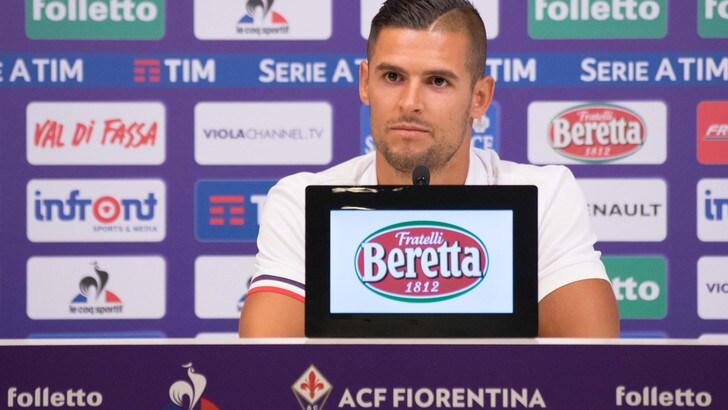 Maglia Home Fiorentina VINCENT LAURINI