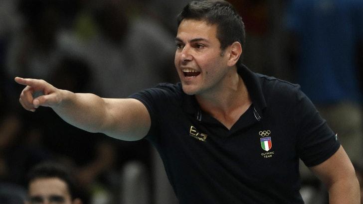 Volley: Volleyball Nations League: Blengini ha scelto gli azzurri