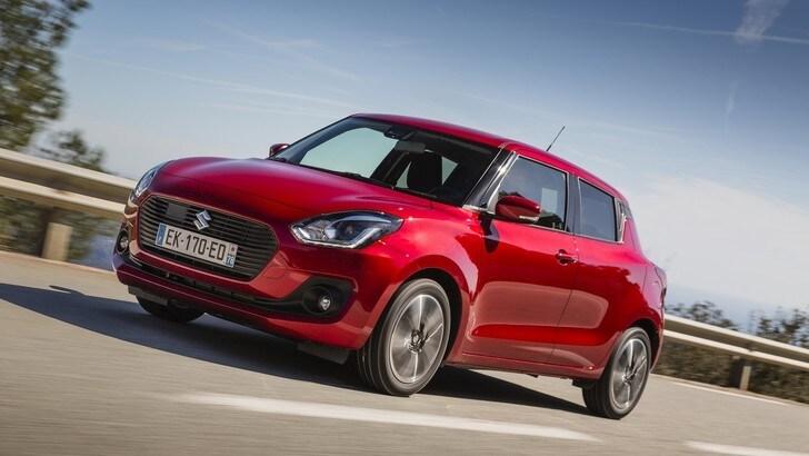 Suzuki diventa ibrida, crescono ancora le vendite in Italia