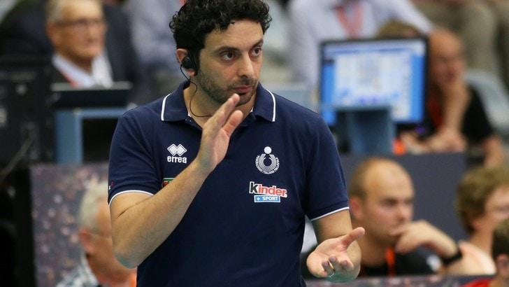 Davide Mazzanti lancia la sfida per il futuro... Cambiare il Club Italia