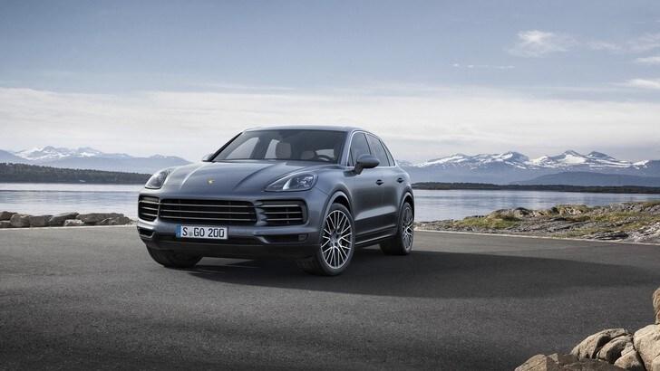 Porsche Cayenne, a Francoforte arriva la terza generazione