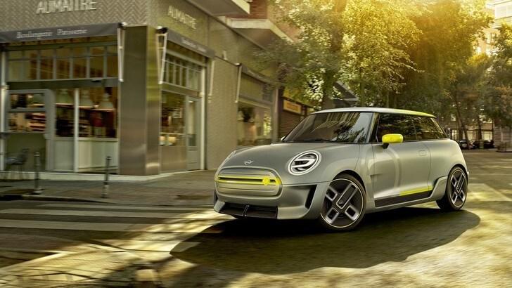 Mini Electric Concept, il futuro è elettrico