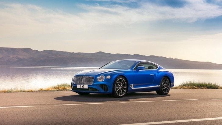 Bentley Continental GT, ai vertici del Gran Turismo
