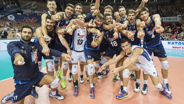 Italia ai Quarti di finale con il Belgio. Turchia ko 3-0