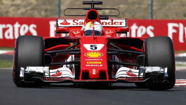 F1, Gp d'Italia: Vettel ci prova, ma Hamilton è favorito