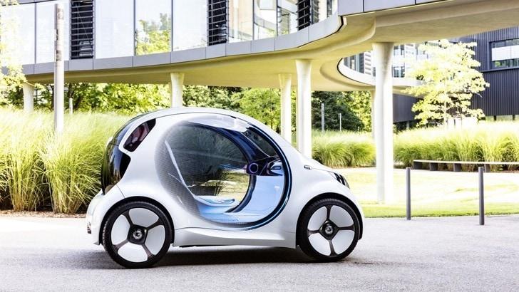 Smart Vision EQ, l'antistress del futuro