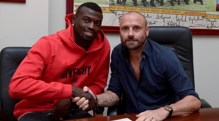 Niang-Torino, è ufficiale: «Volevo fortemente questa maglia»