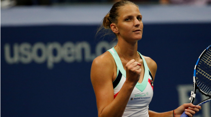 Us Open, Pliskova rischia ma batte in rimonta Gibbs
