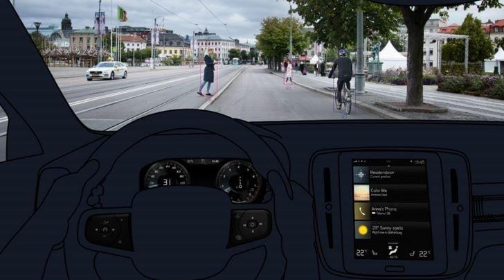 Volvo XC40, l'inedito Suv compatto sarà semi-autonomo