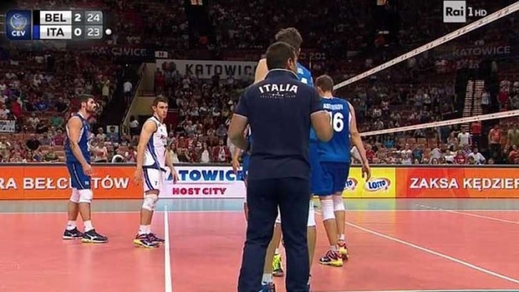 L'Italia perde con il Belgio ma vince il prime time con 3 milioni di spettatori