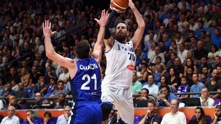 Europei basket: Ucraina-Italia, gli azzurri volano a 1,07