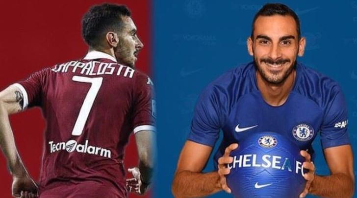 Torino, il saluto di Zappacosta: «Chelsea un sogno, Toro nel cuore»