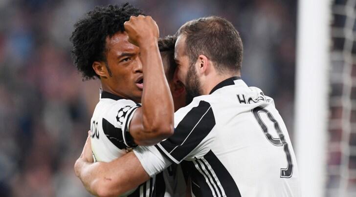 Juventus all'altezza delle big: il sogno Champions ricomincia